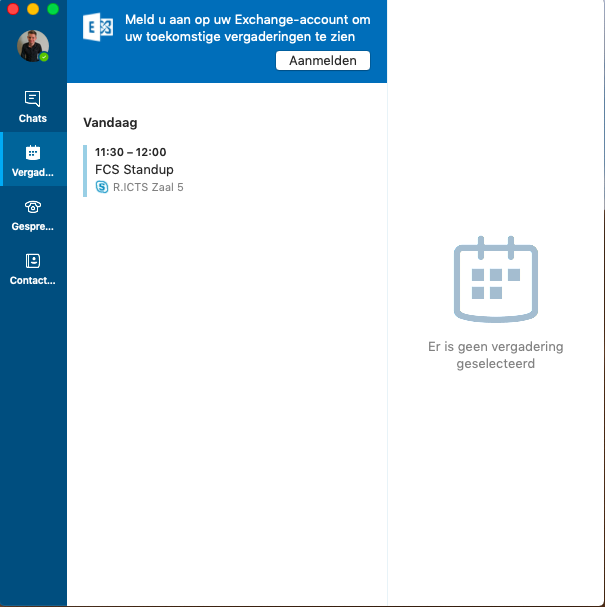 Frequently asked questions Skype for business – ICTS