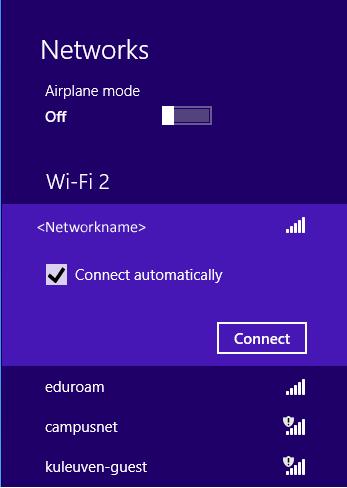 Draadloos Netwerk Instellen Op Windows 8 Icts